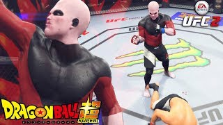Jiren Enters The UFC Tournament - Dragon Ball Meets UFC - EA Sports UFC 2 Online Gameplay
