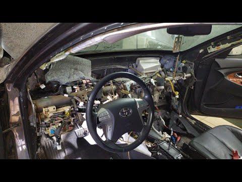 Toyota Camry 40 не заводится  8 дней мучений