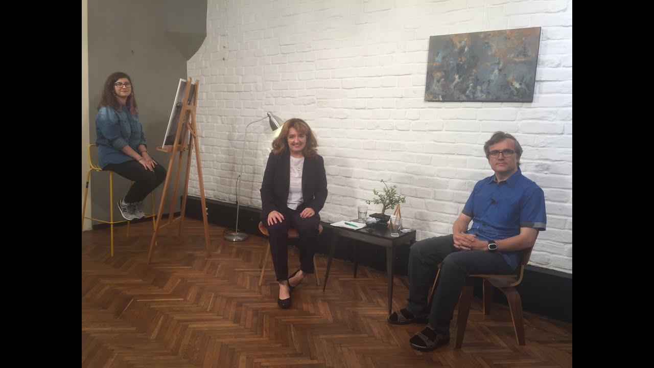 Fizicianul Cristian Presura, invitat la PORTRET cu Delia Budurca