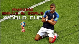 Kylian Mbappé - World Cup Russia 2018 ● Amazing Skills & Goals |HD