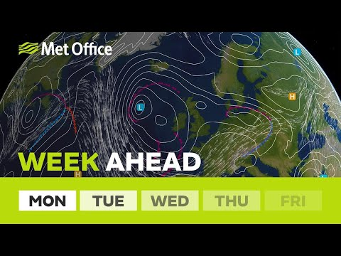 Week ahead – Turning colder as Easter approaches