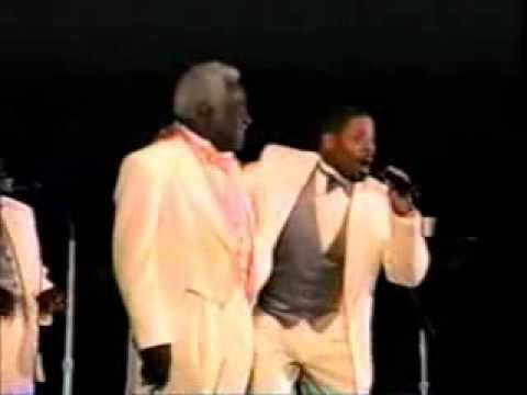 BILL PINKNEY & THE ORIGINAL DRIFTERS (GOSPEL SHOW)