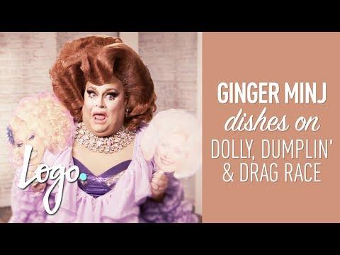 "Ginger Minj Dishes On Netflix's ""Dumplin"", ""RuPaul Drag Race"" & Dolly Parton | Logo Mp3"