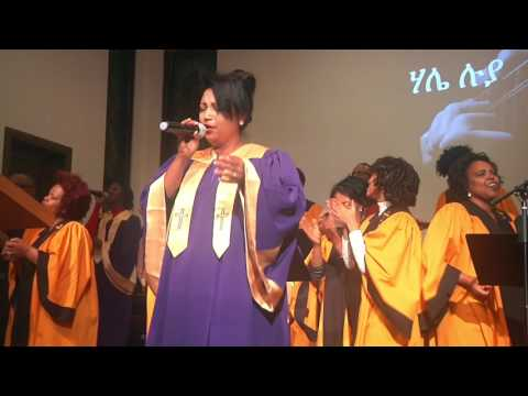 Worship by Ethiopian Christian's Church from Minnesota
