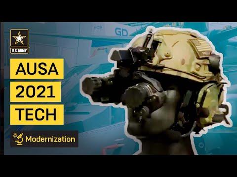 AUSA 2021 Technology