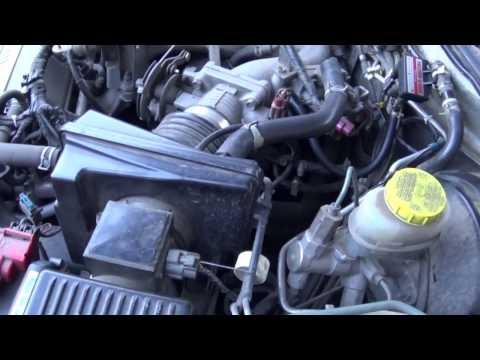 Проверка и замена датчика расхода воздуха (МАФа)