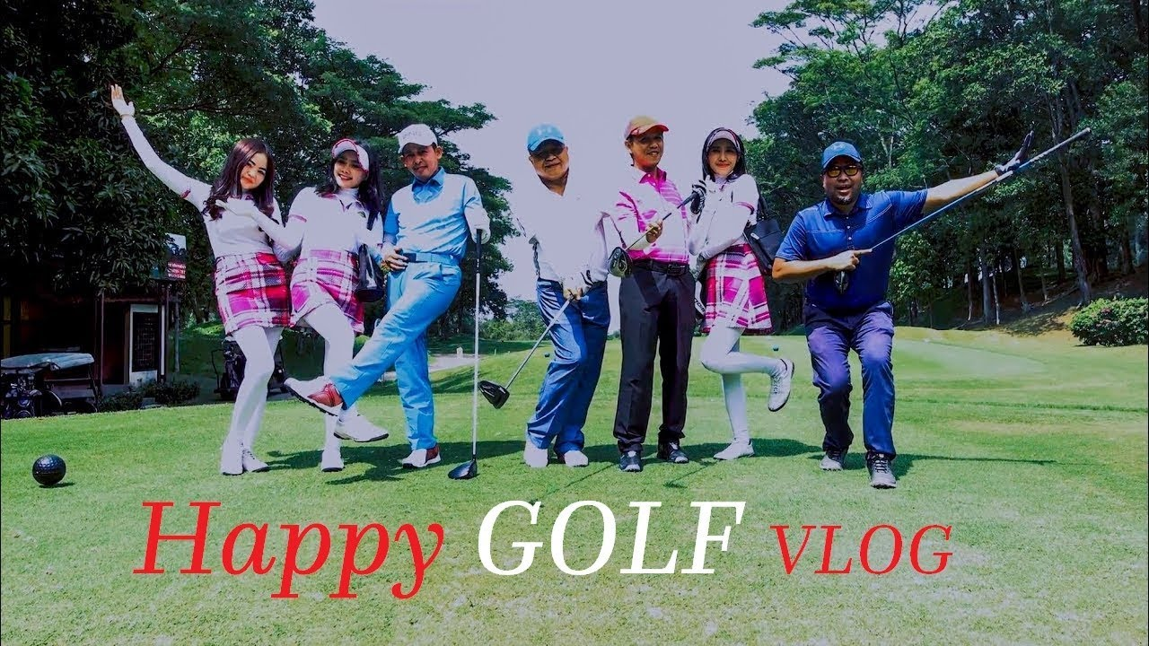 Happy Golf Vlog: Weekend at PSP Golf Club 10th Hole - YouTube