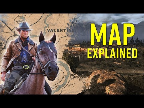 Red Dead Redemption 2 Map & Lore Explained! | The Leaderboard thumbnail
