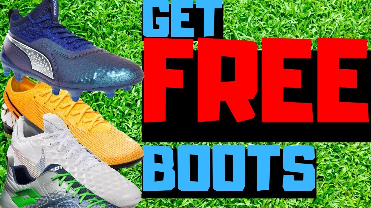 Soccer Cleats Giveaway 2019. 1000