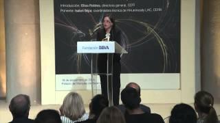 Conferencia de Isabel Béjar, Coordinadora técnica de Hi-luminosity LHC, CERN
