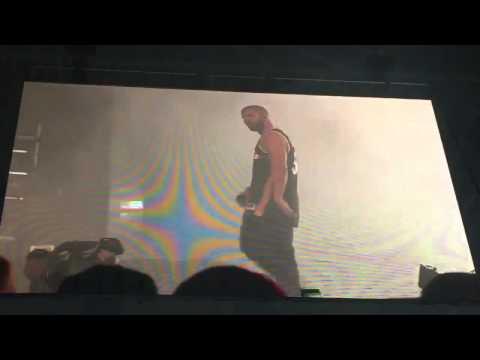 DRAKE - teases '3 Peat' live @ OVO Fest 2015 - MEEK MILL DISS / BEEF