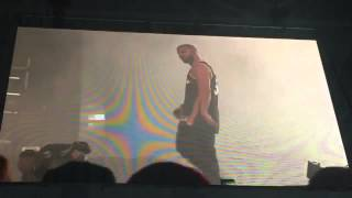 DRAKE - teases '3 Peat' live @ OVO Fest 2015 - MEEK MILL DISS / BEEF