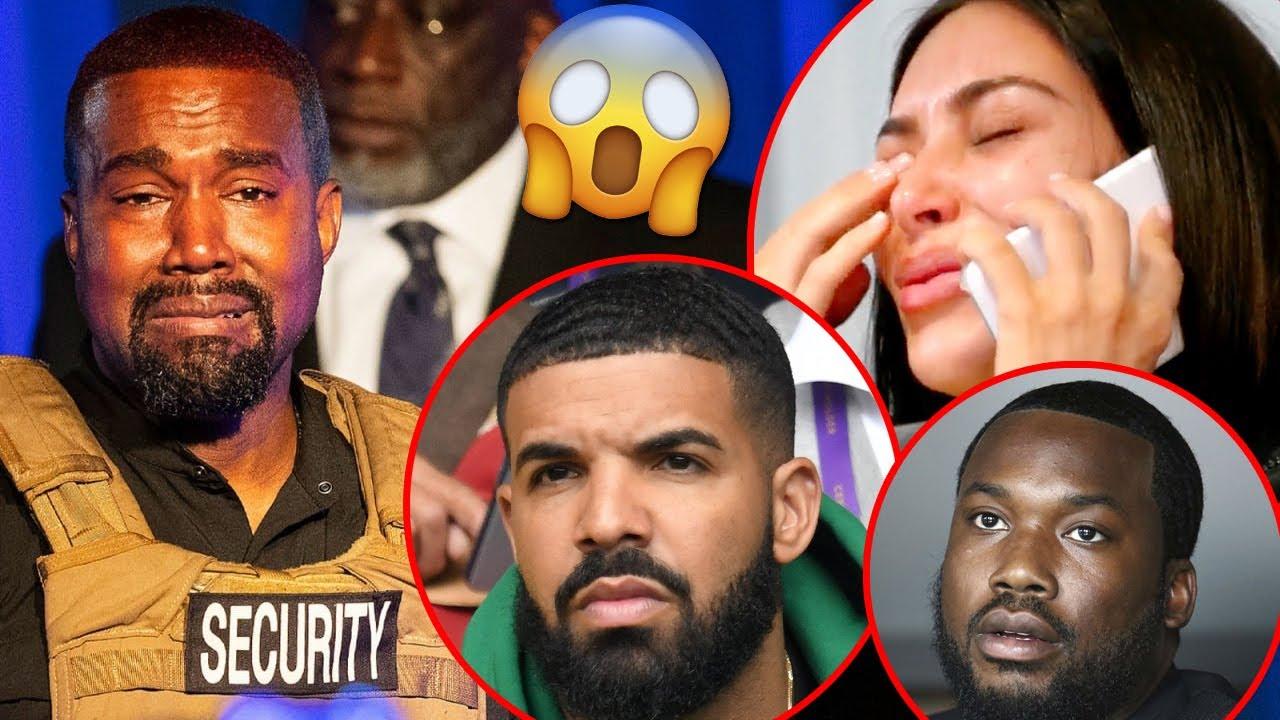 Kanye West Presidente: pelea con Drake y Divorcio de Kim Kardashian!