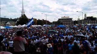 26 Desfile Centro Americano de Hempstead Long Island New York - 09-13-15