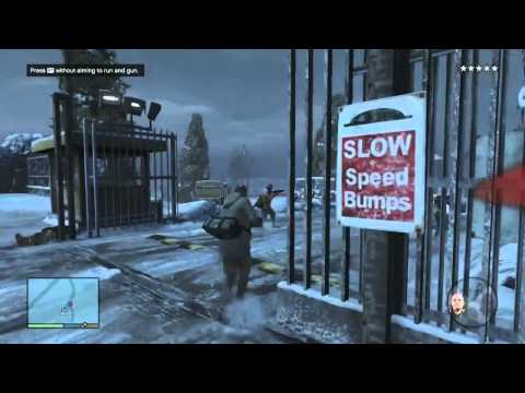 GTA 5 - Gameplay the first 7 minutes - LEAK [REUPLOAD]