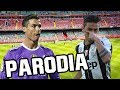 Canción Real Madrid vs Juventus 4 1 Parodia CNCO, Yandel Hey DJ