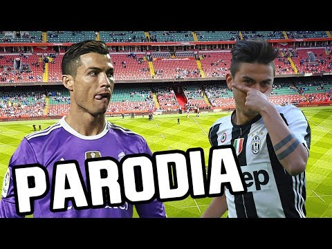 Thumbnail: Canción Real Madrid vs Juventus 4-1 (Parodia CNCO, Yandel - Hey DJ)