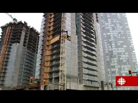 Téléjournal - Immobilier : l'exemple de Vancouver