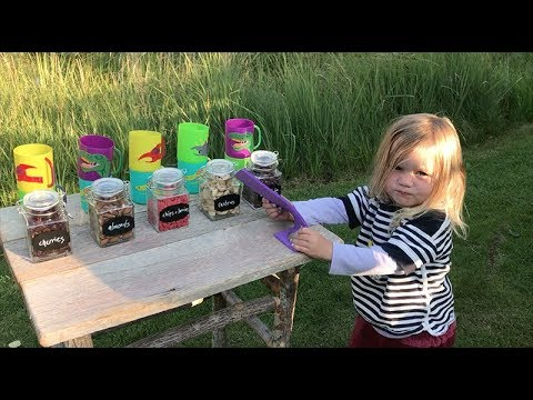 The Flexible Chef Diy Trail Mix Bar For Kid Parties