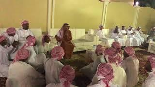 vuclip عبدالله بالخير واغنية .. صفصوف الله لاحللك  .. في جلسة شعبية بمشاركة  فرقة من شناص