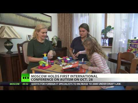 Moscow hosts international conference on autism