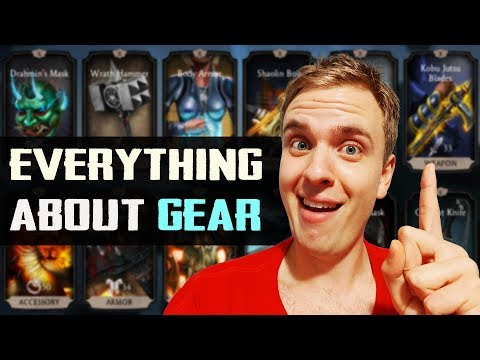 MK Mobile. The Best Equipment In The Game. How To Get Gear. Tips And Tricks About Gear.