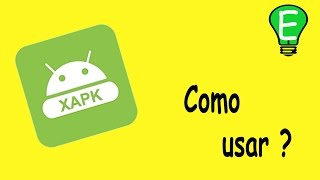 Gambar cover ◽Como instalar um XAPK + DOWNLOAD DO APLICATIVO XAPK INSTALLER - How to install an xapk