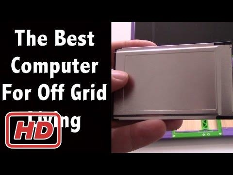 The Best Computer for Off Grid Living - Protects Your Privacy and Very Low Energy Use