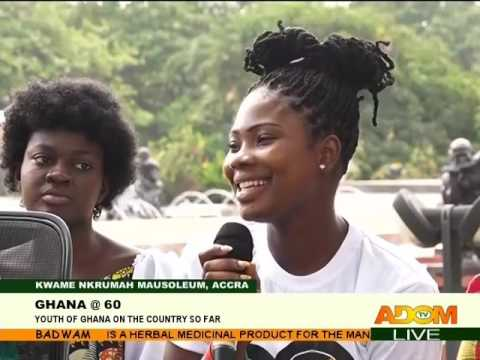 Youth of Ghana in the Country so far - Badwam Afisem (6-3-17)