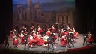 Jarabe Tapatío - Ballet Folklorico de México de Amalia Hernández