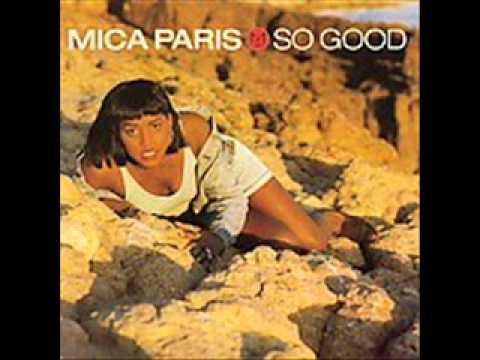 "MICA PARIS - ""MY ONE TEMPTATION"""