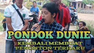 Download Mp3 LAGU PONDOK DUNIE kembali Membuat Warga janaprie tetharu di penilan terbaik Megantara