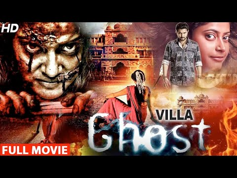 GhostVilla Horror South Indian Hindi Dubbed Full Movie    John Jacob, Parvathy Nambiar