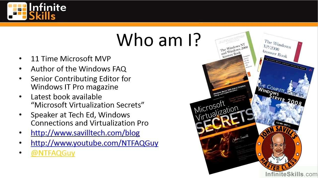 Microsoft Windows Server 70 411 Tutorial Introduction Youtube
