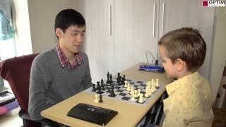 Как обучают шахматам в китае. Как хорошо играют дети в китае