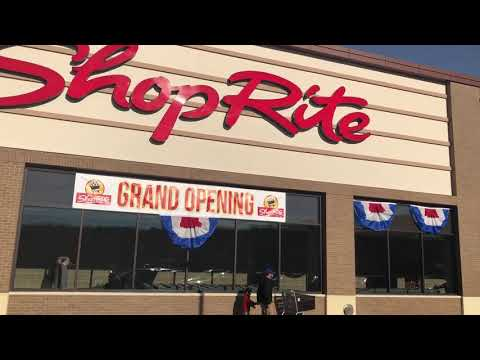 New  State-Of-The-Art ShopRite Now Open On Route 6