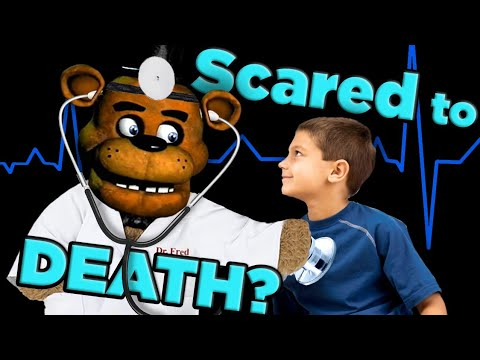 The HEALTH RISKS of FNAF! | The SCIENCE!...of Five Nights at Freddy's