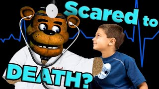 Can FNAF Kill You IRL? | The SCIENCE!...of Five Nights at Freddy