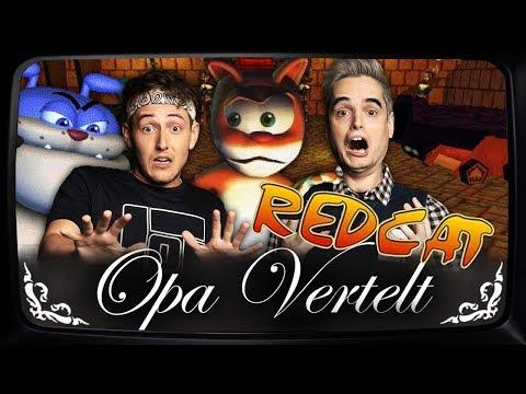 REDCAT SPOOKKASTEEL met Opa Don en Jeremy | OPA VERTELT | LOG