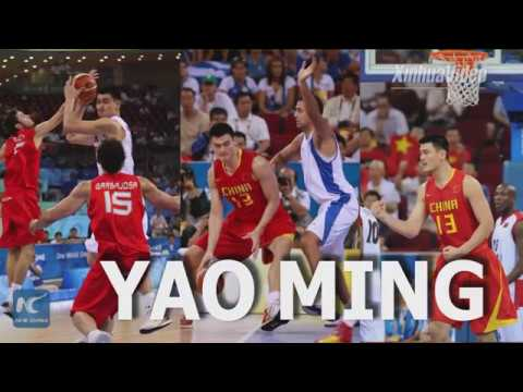 Let more Chinese kids play basketball from an early age: former NBA star Yao Ming
