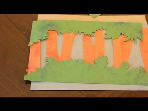 Amazon Rainforest Crafts Arts Crafts Youtube