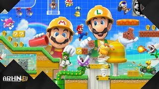 Super Mario Maker 2 [Switch] -- recenzja