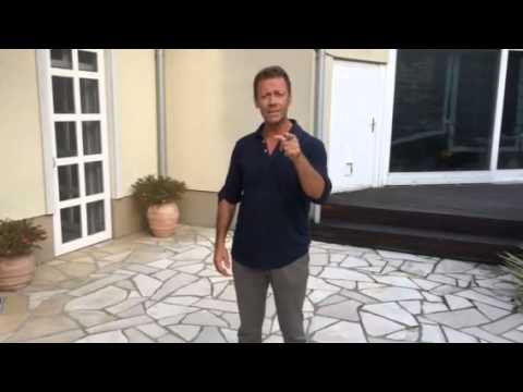 Rocco Siffredi ALS ice bucket challenge!!!!!
