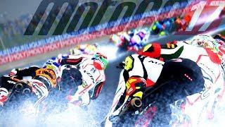 PRIMO DILUVIO PER NU ROSSI - MotoGP 17 Catalunya + Assen