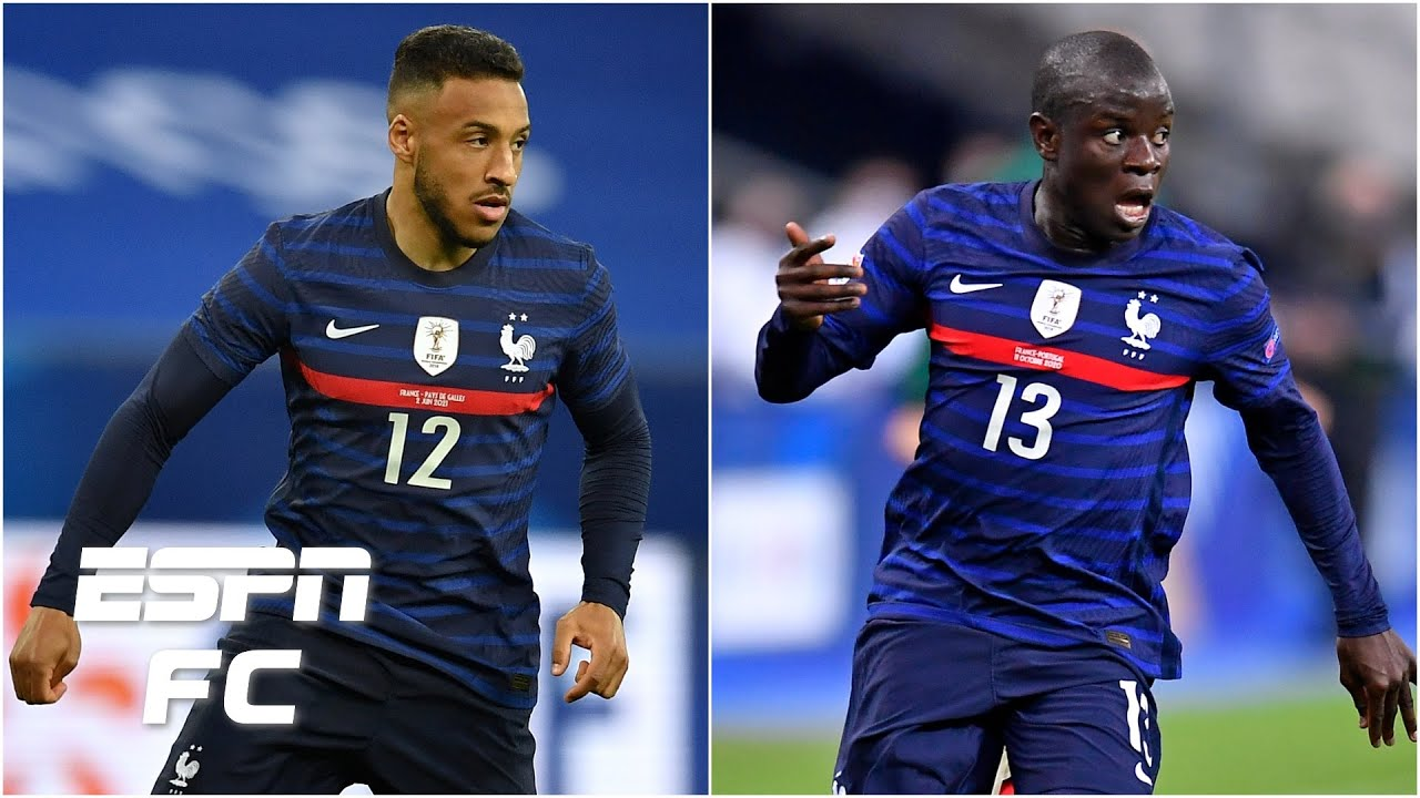 France's EURO 2020 BEST XI: Why Tolisso could be key to getting the most out of Kante   ESPN FC