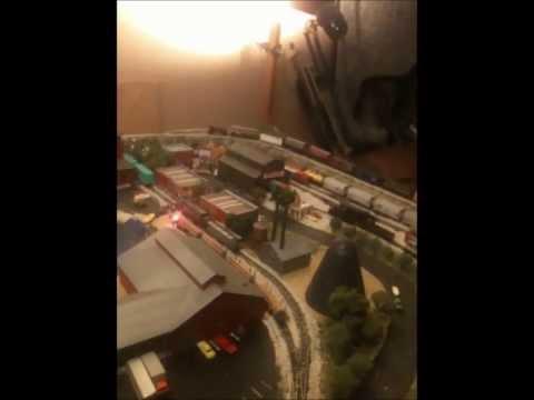 trains2 by Lonny Chapman