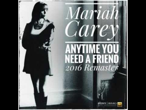 Mariah Carey - Anytime You Need A Friend (2016 Remaster) (Church-a-pella)