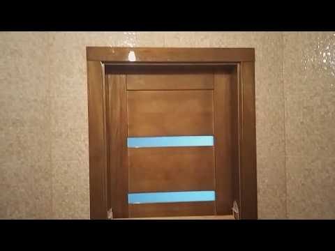 Деревянные двери своими руками межкомнатные двери