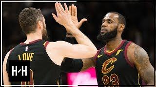 Milwaukee Bucks vs Cleveland Cavaliers - Highlights | March 19, 2018 | 2017-18 NBA Season