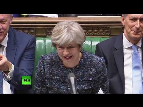 PMQs: Theresa May vs. Jeremy Corbyn (13/09/2017)